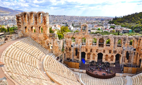 Greece and Turkey Combine Tours