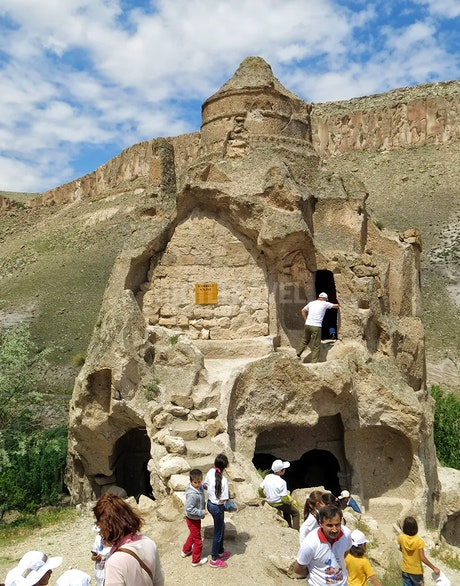 Soganli Valley Domed Church, Cappadocia