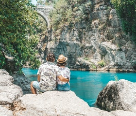 Travel to Manavgat River With Barbeque