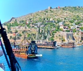 Alanya Tour And Discover Alanya Old Town