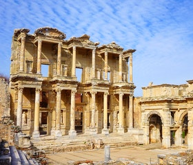 Travel to Ephesus Biblical City