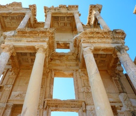 Travel to Ephesus Ancient City and Temple of Artemis