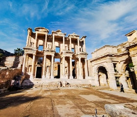 Travel to Ephesus and Sirince