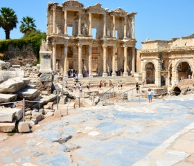 Travel to Ephesus And The Temple of Artemis (Diana)