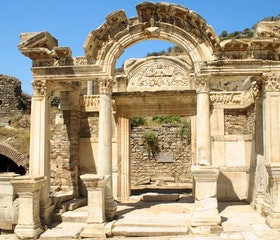 Travel to Ephesus Ancient City and Terrace Houses