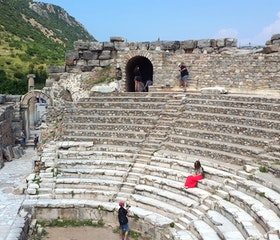 Travel to Ephesus And Ephesus Terrace Houses
