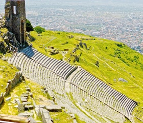 Travel in Turkey: Travel to Bergama in the Book of Revelation