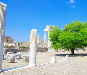 Travel to The Legendary Pergamon City