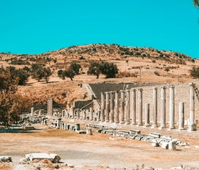 Travel to Pergamon Biblical City