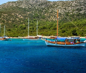 Daily or Weekly Boat Tour; Sail to Bodrum's Turquoise Seas