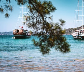 Travel in Marmaris to Bodrum With Blue Voyage
