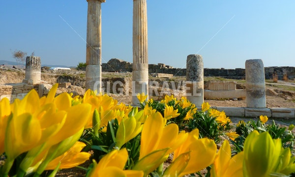 Travel From Pamukkale